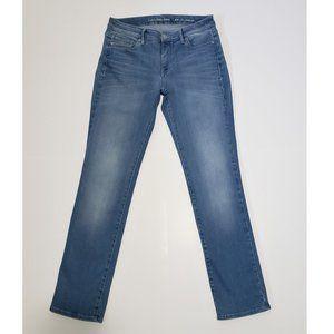 Calvin Klein Women's Straight Leg Jeans W28 x L32